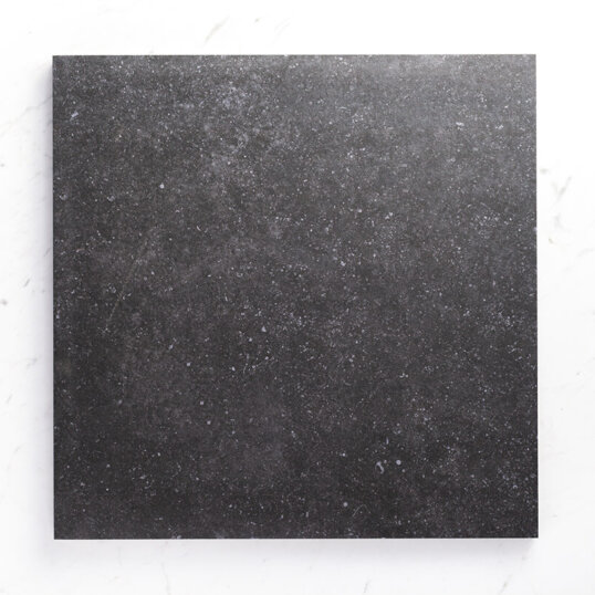 Paver Blue Stone20 600X600 Matt Black Sample