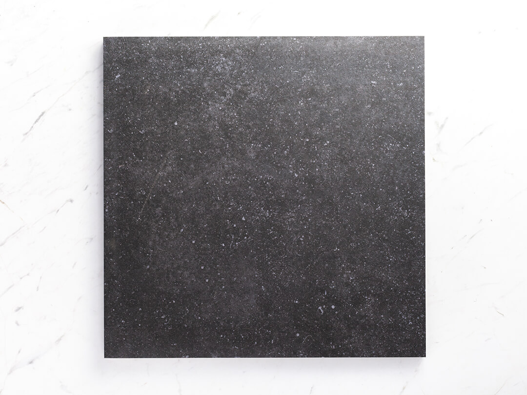 Paver Blue Stone20 600X600 Matt Black