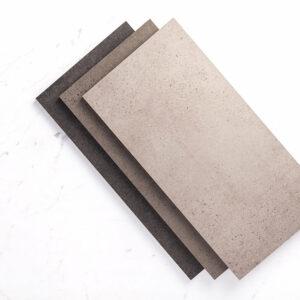 Cement Kosmos 600X300 Lappato Dark Grey