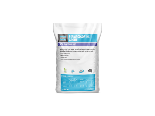 Laticrete  Permacolor Ns (Non Sanded ) Grout  5Kg 44 - Bright White