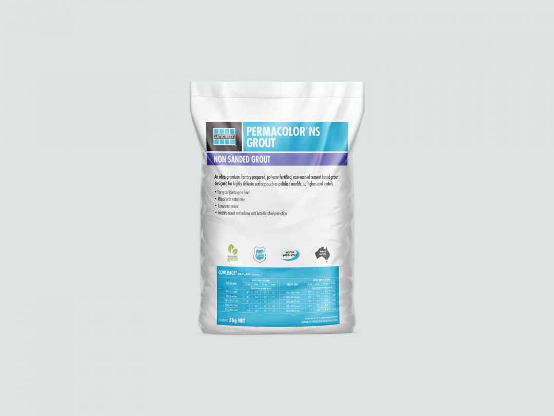 Laticrete  Permacolor Ns (Non Sanded ) Grout  5Kg 91 - Slate Grey