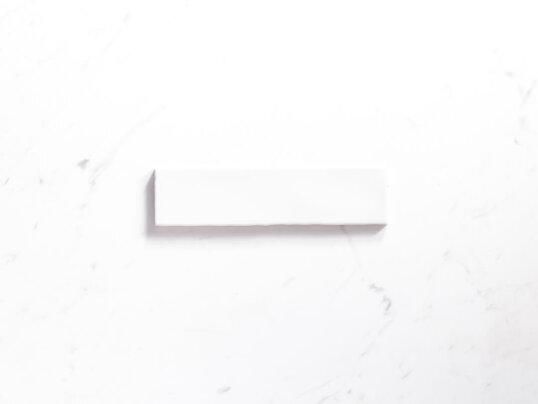 Ceramics Wave Tile 75X300 Gloss White
