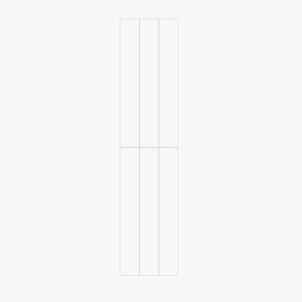 60x400_60x400 White Gloss_varition_top