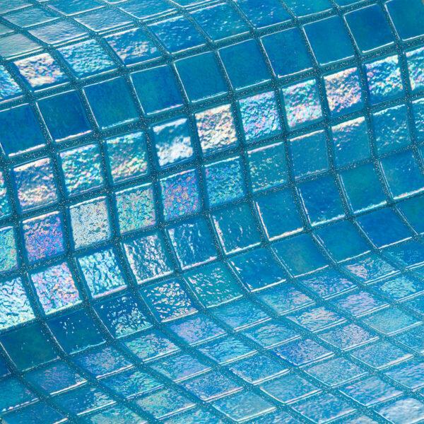Azur Iris Mosaic Ezarri