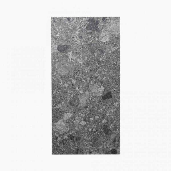 Big Terrazzo 600×300 Matt Dark Grey