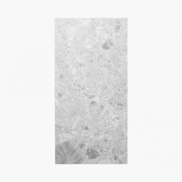 Big Terrazzo 600×300 Matt Light Grey_top