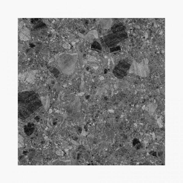 Big Terrazzo 600×600 Matt Dark Grey_top_