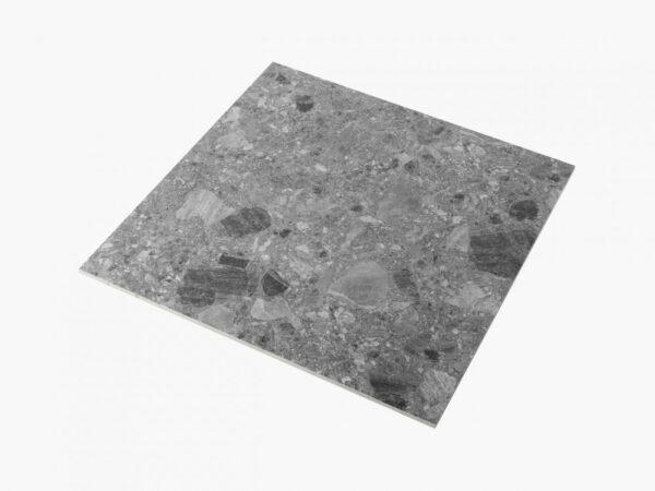 Big Terrazzo 600×600 Matt Grey