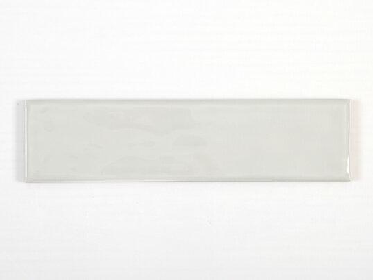 Ceramics Mould Tile 75x300 Gloss Grey Sample
