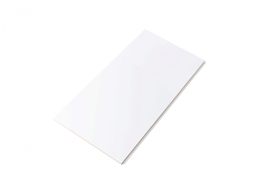 Ceramics Rectified White 600X300 Gloss