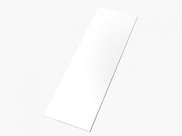 Ceramics Rectified White 900×300 Matt