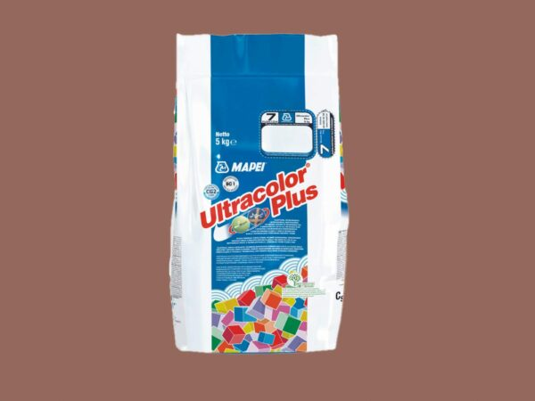 Mapei Grout Ultra Color Plus Alu 142 5kg Brown