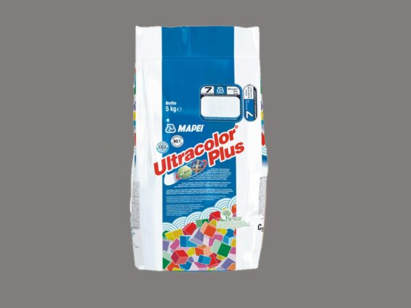 Mapei Grout Ultra Color Plus Alu 113 5kg Cement Grey