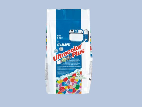 Mapei Grout Ultra Color Plus Alu 170 5kg Crocus Blue