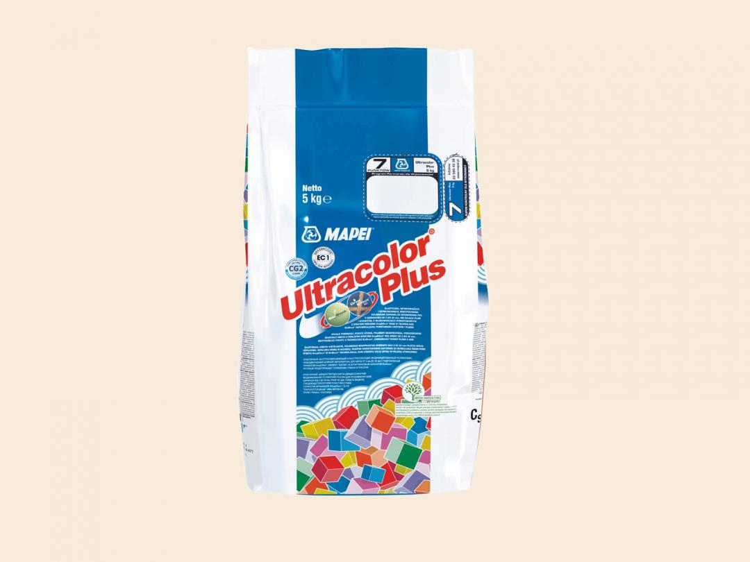 Mapei Grout Ultra Color Plus Alu 130 5kg Jasmine