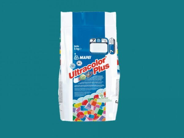 Mapei Grout Ultra Color Plus Alu 171 5kg Turquoise