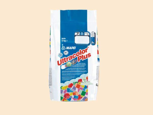 Mapei Grout Ultra Color Plus Alu 131 5kg Vanilla