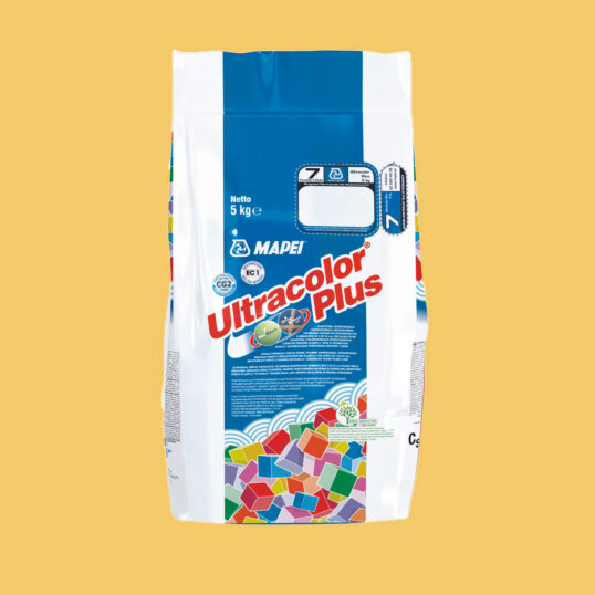 Mapei Grout Ultra Color Plus Alu 150 5kg Yellow