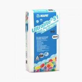 Mapei Ultralite White S1