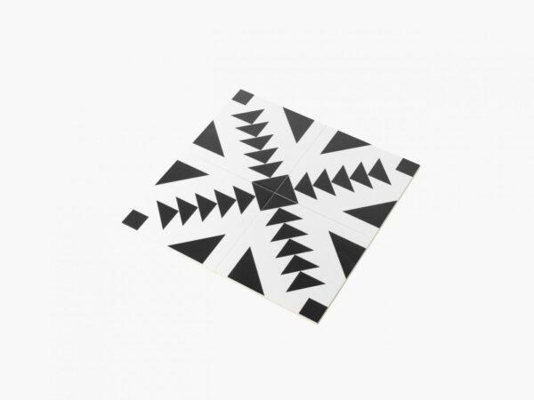 Modern Black & White 21087 200×200 Matt