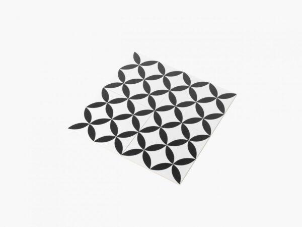Modern Black & White 2444 200×200 Matt
