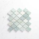 Natural Marble Mosaic Baroque75x75MGNHGN_Top View