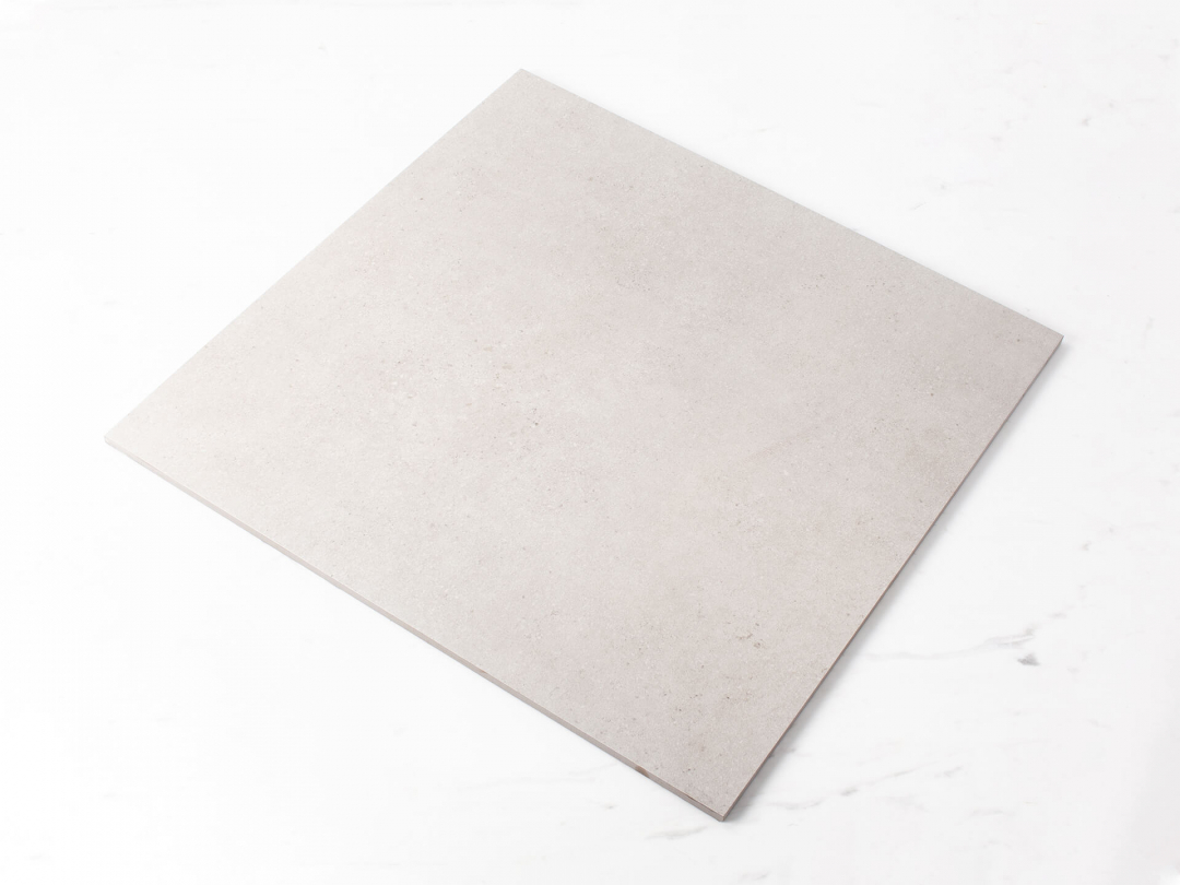 Cement Oslo 600X600 Matt White