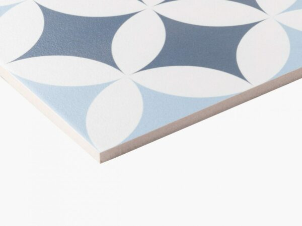 Pattern Tile Flower Sea Series 210827