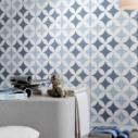 Pattern Tile Flower Sea Series 210827 200X200 Matt