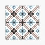Pattern Tile Flower Sea Series 211102_top