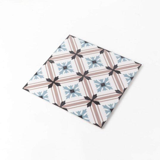 Pattern Tile Flower Sea Series 211102 200X200 Matt