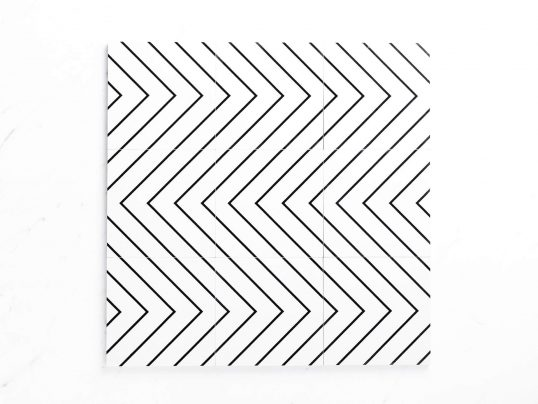 Pattern Tile Maze 210130 200×200 Matt