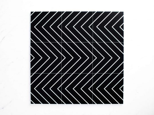 Pattern Tile Maze 210131 200×200 Matt