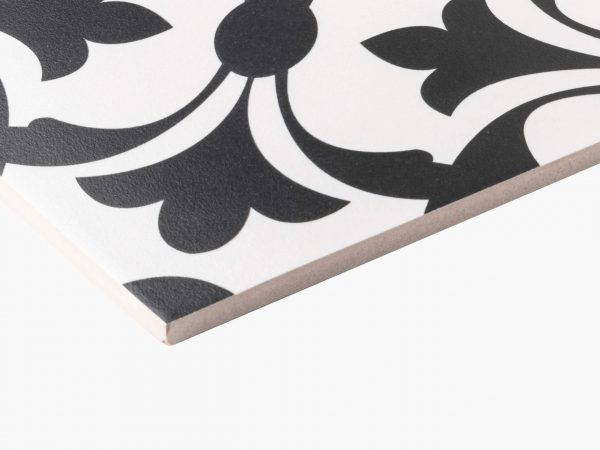 Pattern Tile Modern Black & White 2443