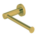Pentro Toilet Roll Holder Brushed Yellow Gold_n