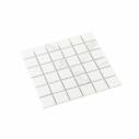 Porcelain Mosaic Square 50x50 Matt Carrara