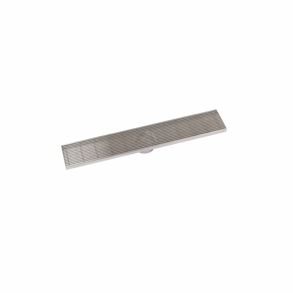Stainless Steel Grated Floor Drain 600mmx100 mm