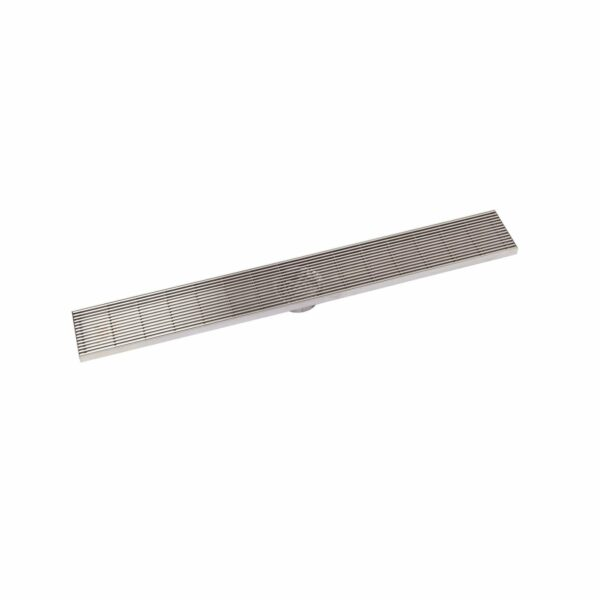Stainless Steel Grated Floor Drain 800x100 mm