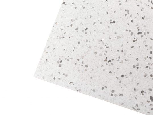 Terrazzo White 600×300 Matt White