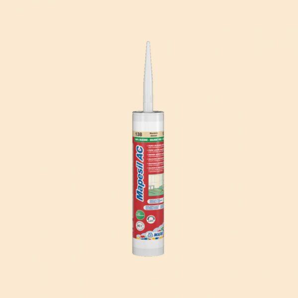 Mapei Silicone AC 131 310ml Vanilla