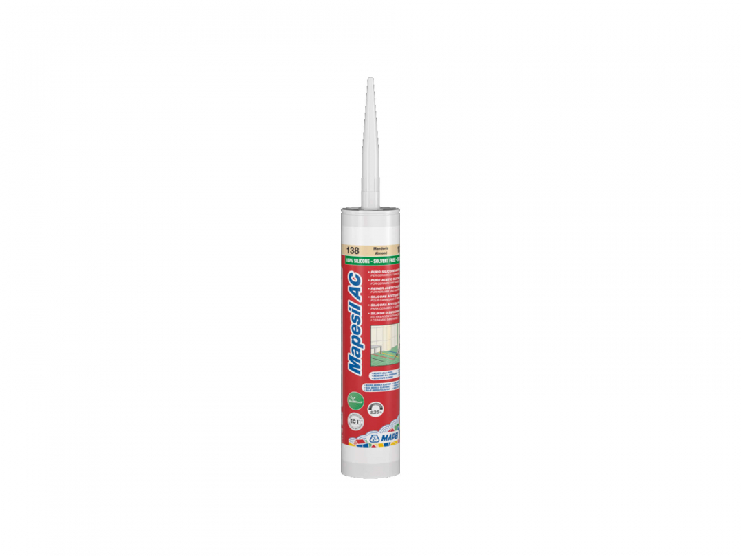 Mapei Silicone AC 103 310ml White