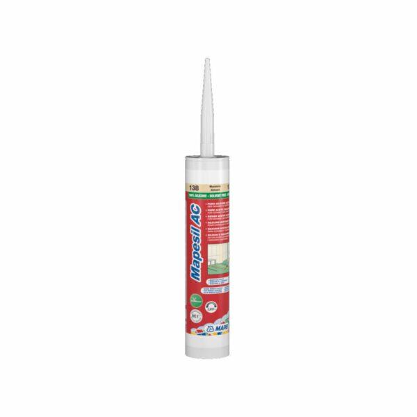Mapei Silicone AC 103 310ml White