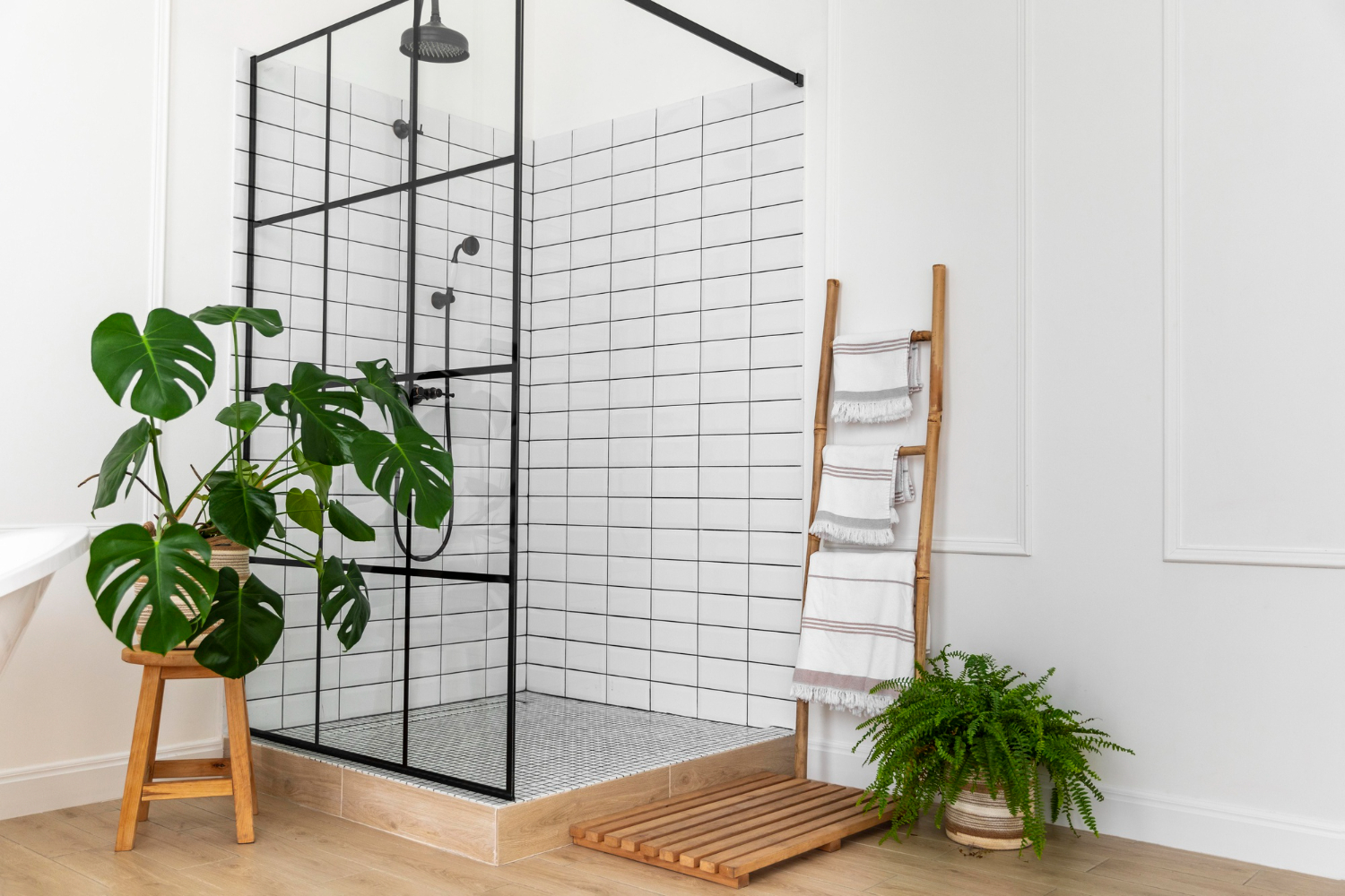 Which Tile Is Best for Shower Walls?   Tilemall Australia